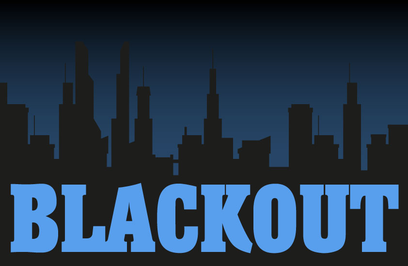 Black-out a Manhattan: oltre 400 ascensori bloccati.