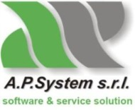 A. P. System srl Unipersonale