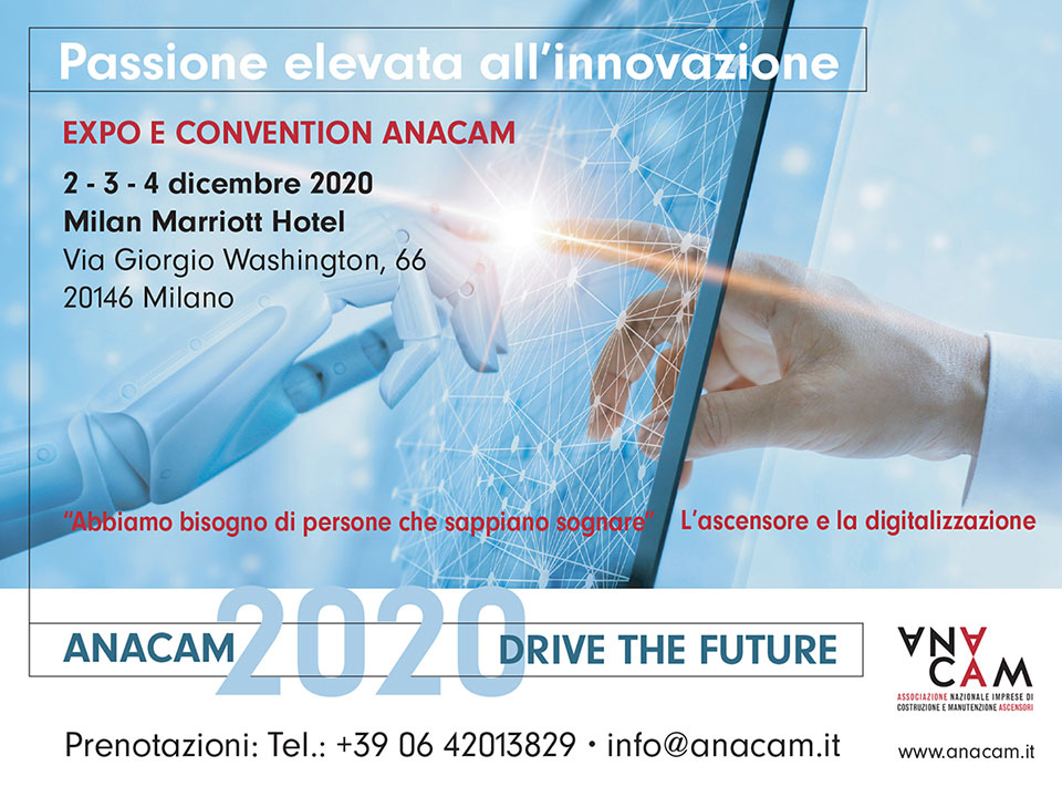 anacam 2020 drive the future