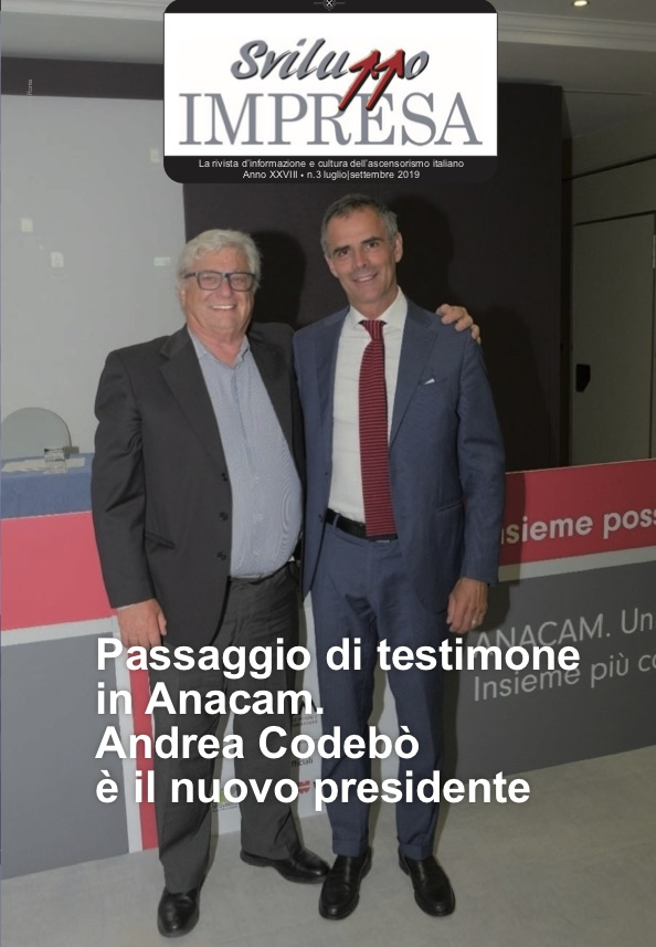 Mini-collettiva e aziende associate Anacam a Interlift