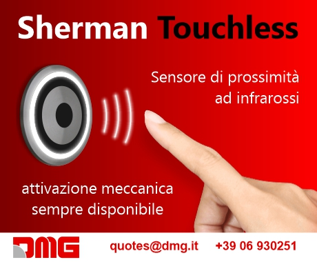DMG Sherman Touchless